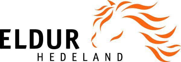 Islandshesteklubben Eldur Hedeland Logo