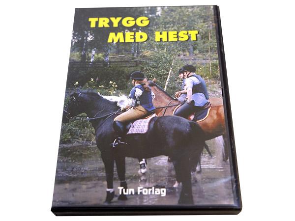 Trygge med hest