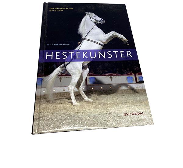 Hestekunster af Suzanne Berdino