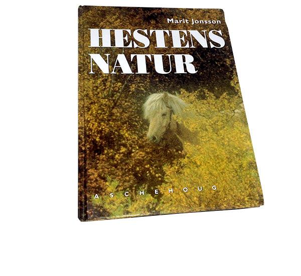Hestens Natur af Marit Jonsson